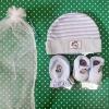 Newborn Gift Set สี ฟ้า