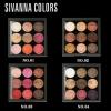 Sivanna Colors Velvet Eyeshadow HF4002 ซีเวียน่า อายแชโดว์