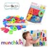 Bath Foam Letters & Numbers by Munchkin