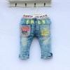 ขายส่งกางเกงยีนส์เด็ก กางเกงเด็กแนว แพ็ค 5 ตัว ไซด์ 5-13