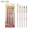 แปรง Nee cara Crystal 5 piece brush set แปรงแต่งหน้า neecara