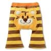 กางเกงขาสามส่วน ลายสิงโต