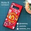 เคส Note 8 TPU Man U