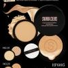 แป้งพัพ คูชั่น Sivanna Double wear matte Second skin powder+Air cushion cream HF6005