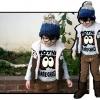 เสื้อผ้าเด็ก เสื้อยืดแขนยาว ไซด์ 90,100,110,120,130