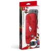 NINTENDO SWITCH CARRYING CASE & SCREEN PROTECTOR (SUPER MARIO ODYSSEY EDITION)