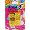 R SIM 9 PRO IPHONE 5C,5S,5, 4S IOS7