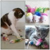 ของเล่นแมว หนูจิ๋ว (10 ชิ้น/แพ็ค)