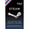 Steam Wallet Thai 350 THB