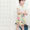 เสื้อผ้าเด็กขายส่งยกแพ็ค ชุดเดรส ชุดกระโปรง สีเหลือง แพ็ค 5 ตัว ไซด์ 7-15