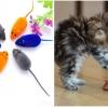 ของเล่นแมว หนูสีแฟนซี (5 ชิ้น 95 / 10 ชิ้น 140)