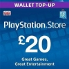 PSN Card UK £20