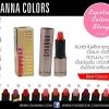 Sivanna Candy Lollipop Lipstick HF622 ลิปสติก Sivanna Lipstick