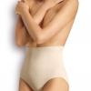 Control Body ชุดกระชับสัดส่วน Slip ControlBody Silver Shapewear - แบบกางเกงในเอวสูง