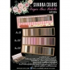 Sivanna Sugar Box Eyeshadow Palette HF204 อายแชโดว์ พาเลท