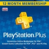 PSN Plus UK 12 month
