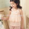 เสื้อผ้าเด็กขายส่งยกแพ็ค เสื้อเด็กหญิงน่ารัก สีชมพู แพ็ค 5 ตัว ไซด์ 5-13