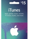 iTunes Gift Card 15 US