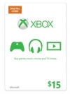 Xbox Gift Card 15 US