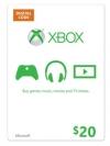 Xbox Gift Card 20 US