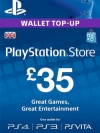 PSN Card UK £35