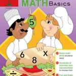 หนังสือแบบฝึกหัดคณิตศาสตร์ Building Math Basics Grades 4-5 ปกอ่อน