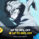 PlayStation Store US - Golden Week Sale ลดเกมญี่ปุ่น สุงสุด 80%