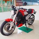 ขาย GPX Gentleman 200cc. ไมล์ 900 km.