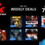 PS Store US - 2K Sale ลดสูงสุด 75%