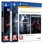 PS4: Uncharted Dual Pack (R3)