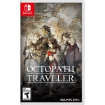 Nintendo Switch: Octopath Traveler (Asia/US)