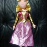 ตุ๊กตานิ่มเจ้าหญิงออโรร่า 21 นิ้ว Plush Aurora Doll 21'' H