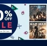 PS Store Thai - Sale ลด 80% ทุกเกม