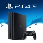 PlayStation4 Pro Jet Black 1TB (Free 1 Extra Dual Shock 4)