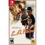 Nintendo Switch : L.A. NOIRE (English)