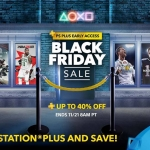 PS Store US - Black Friday Sale ลดสูงสุด 50%
