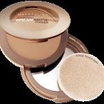 Maybelline Dream Matte powder #Medium 0-1 แป้งแข็ง ไม่ผสมรองพื้น ควบคุมความมันบนใบหน้า