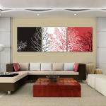 ภาพต้นไม้ 3 สี 2013 art103