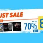 PlayStation Store Thai - August Sale ลดสุงสุด 80%