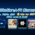 PlayStation Store Thai - PS VR Game Sale ลดสุงสุด 80%