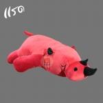 ตุ๊กตาแรด แดง (25นิ้ว)