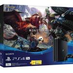 PlayStation 4 PRO Monster Hunter World Bundle.
