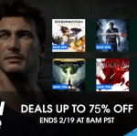 PS Store US - Flash Sale ลด 75%