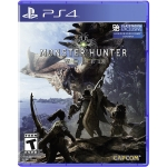 PS4: Monster Hunter World (R3)