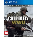 PS4 : Call of Duty WWII Pro Edition (R3)