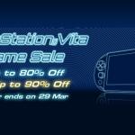 PlayStation Store Thai - PS Vita Game Sale ลดสุงสุด 90%
