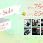 PlayStation Store Thai - May Sale ลดสุงสุด 85%