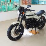ขาย RK 125 cc. สภาพนางฟ้าไมล์ 5463 km.