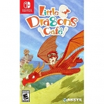 Nintendo Switch: Little Dragons Cafe (US)