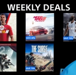 PlayStation Store US - Weekly Deals ลดสูงสุด 75%
